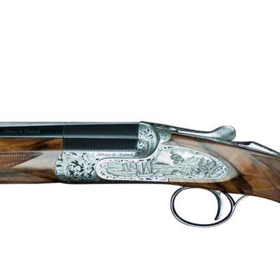 Excalibur Quail Gun Sideplates 28ga. Stock #9