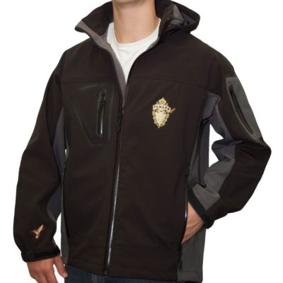 Men's Waterproof Micro Fleece Jacket