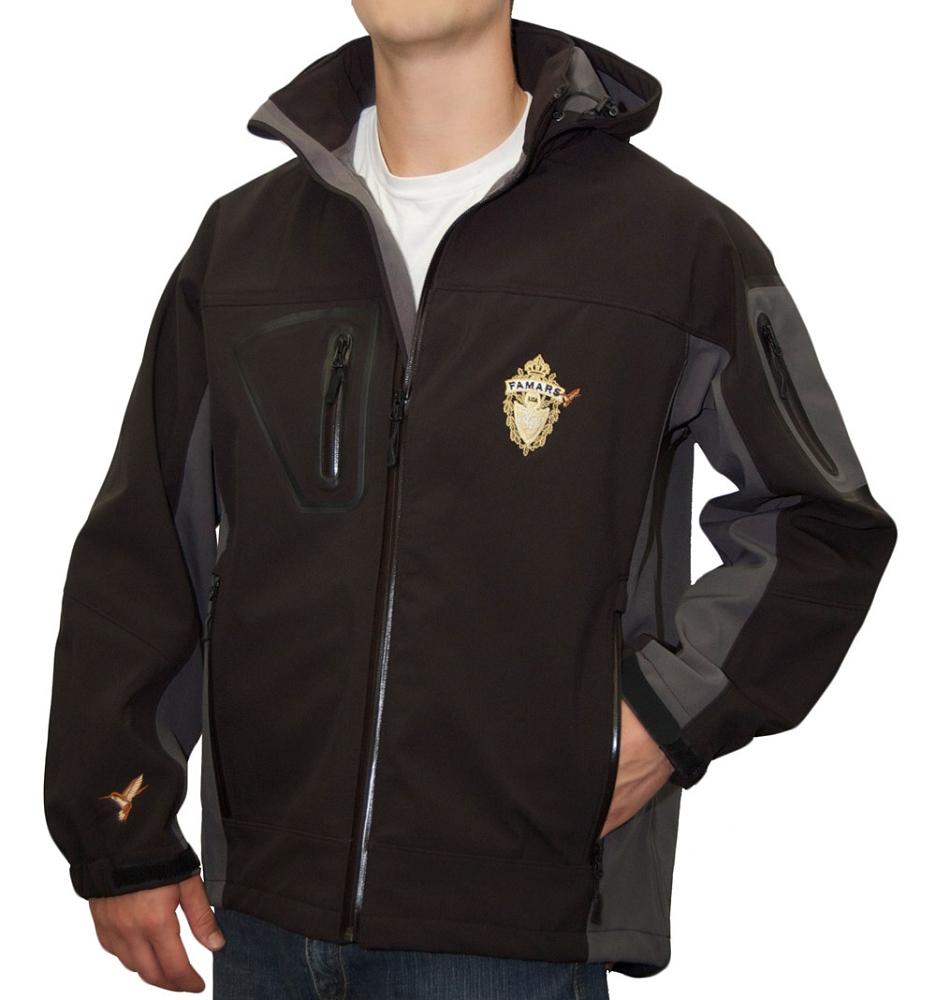 Men's Waterproof Micro Fleece Jacket
