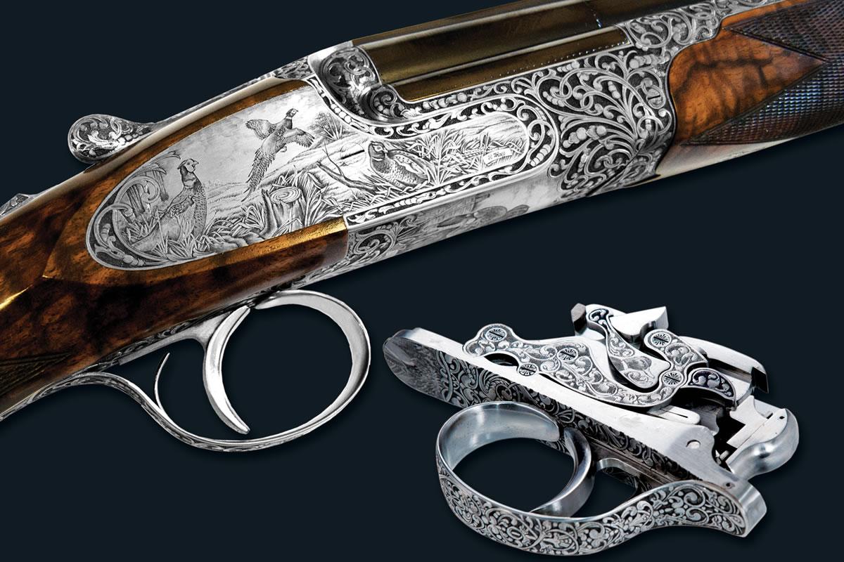 Engraved Guns