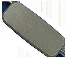 Gray Aluminum