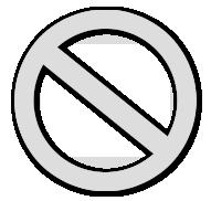 No Inlay